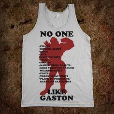 No One Like Gaston (Bro Tank)