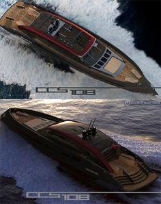 CCS 108 Superyacht //