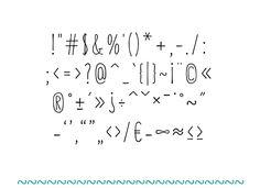 SUNN - Free Handwriting Font on Behance