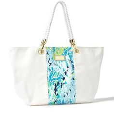 Lilly Pulitzer Island Tote
