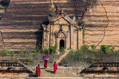 mingun temple - Myanmar