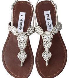 Best wedding sandals ever!!!