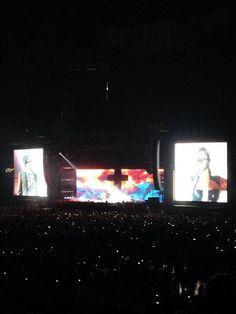 OTRTour Beyoncé & Jay.- Rogers Centre Toronto 09.07.2014