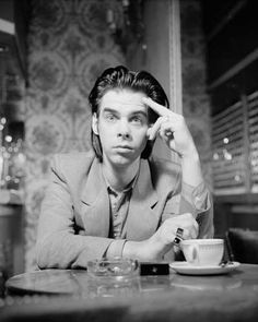 """Nick Cave, """"But if you're gonna dine with them cannibals   Sooner or later, darling, you're gonna get eaten . . ."""""""