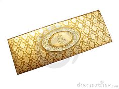 Indian Wedding Card Royalty Free Stock Images - Image: 17261979