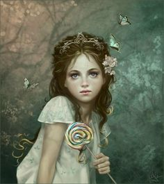 Ilustrações maravilhoso por Melanie Delon