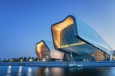 The National Maritime Museum of China project, is situated in Northern China, outside the city of Tianjin. The National Maritime Museum… Santiago Calatrava, Geothermal Energy, Building Structure, Building Facade, Building Exterior, Building Design, Tianjin, Maritime Museum, Design Competitions