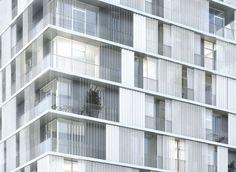 Propuesta Ganadora para Colegio y Residencia Estudiantil / Chartier Dalix Architectes 1338575965-zoom-03 – Plataforma Arquitectura