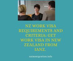 Check out work visa offered by IANZ. Few work visas would be permanent but in most cases they are temporary. To know more contact Immigration adviser NZ Ltd to find out more details, condition based on assessment criteria. #workvisanz #nzimmigrationworkvisa #immigrationadvisers#newzealandimmigrationadviser#newzealandimmigration#immigrationadviserauckland #newzealandimmigrationconsultants#immigrationadvisersauckland
