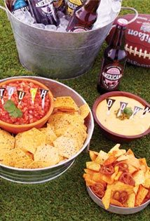 Cool tailgating ideas.