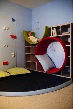 Image result for cool kids room ideas