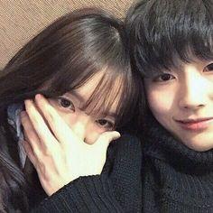 รูปภาพ asian, couple, and korean