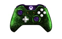 XboxOneController-GreenUrban | Flickr - Photo Sharing! #xboxonecontroller #xbone #xbox1controller #customcontroller #moddedcontroller