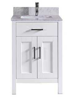 Aberdeen 24 Single Vanity From Home Decorators Small