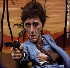 Al Pacino /Scarface ⭐⭐