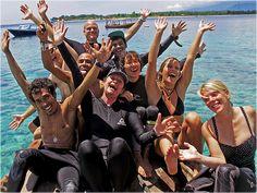 "IDC Indonesia - Gili Islands: IDC Gili Islands | Another ""AWARD"" | Elite PADI 5 ..."