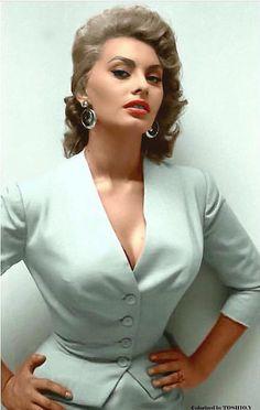 Red Sophia 1956