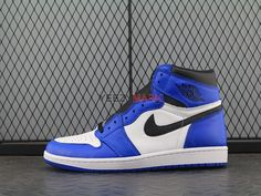 Air Jordan 1 OG Game Royal AJ1; SIZE:EUR40-47.5; Check out from https://www.yeezymark.net/index.php/air-jordan/air-jordan-1-og-game-royal-aj1.html