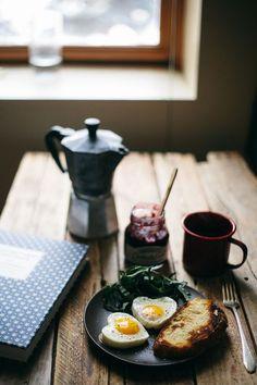 my inspiration: top 5 of breakfast
