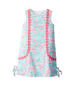Lilly Pulitzer Kids Little Lilly Classic Shift Dress