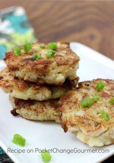 Mashed Potato & Stuffing Patties | Thanksgiving Leftovers tonights dinner!