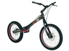 2012 Monty M5 biketrials bike
