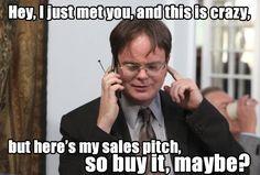 salemen meme   Killer Ways to Generate Demand & Justify Your Sales Call