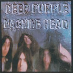 Deep Purple – Machine Head (1972): This is a fantastic English hard rock and heavy metal album recorded in December 1971 in Monteux, Switzerland by Deep Purple. All 7 tracks are great with hard driving (but delightful) music and terrific vocals from Ian Gillan. I enjoyed the entire album, but my favorites were: Highway Star*Smoke On The Water*Space Truckin'*Never Before*Lazy. More Deep Purple might make me feel decades younger! I loved Machine Head on new vinyl today, 6/2/2016. Rating: 97%.