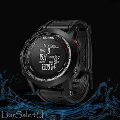 Garmin Fenix 2 GPS Sports Watch Running Triathlon Fitness Swim Training Outdoor