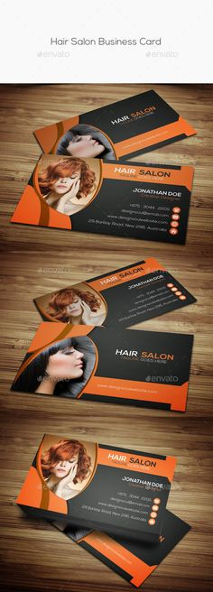 142 best salon business cards images on pinterest in 2018 salon hair salon business card templates industry specific business card template psd download here accmission Choice Image