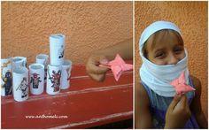 ninja go party Ανθομέλι: Πάρτυ για...ninja παιδιά!