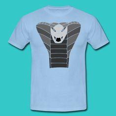 Kobra Shirt verschiedene Farben.