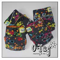 I love the 80's!  These are darling cloth diapers!!