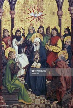 catholic pentecost decorations