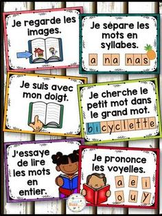 Teaching The Alphabet, Teaching Time, Teaching Kindergarten, Study French, Learn French, Reading Lessons, Reading Strategies, German Language Learning, Learning Spanish