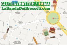 Glutentrotter/#Roma zona San Giovanni #glutenfree