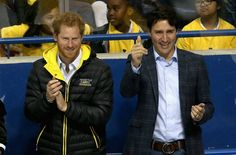Pin for Later: Prince Harry Launches the Invictus Games in Canada, and Looks Damn Good Doing So