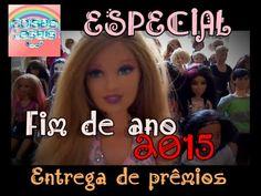 Barbie - Especial Fim de Ano - Entrega de prêmios