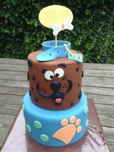 scooby doo taart Scooby doo taart | Kindertaarten, Made by Ikke | Pinterest scooby doo taart