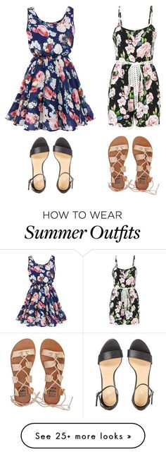 """Cute Summer Outfits"" by lsantana13 on Polyvore featuring Billabong"