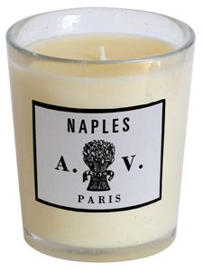 Scented Candle - Naples