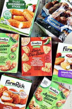 New Year, New SNACK?🤷🏾♂️🤷🏼♀️ We might have a few ideas.Check 'em all out - Meatballs, Mozzarella Sticks, Bean Dip Bites, Avocado Slices and more! Jalapeno Bread, Red Jalapeno, Fries Packaging, Avocado Fries, Cheese Curds, Food Pack, Mozzarella Sticks, After School Snacks, Easy Snacks