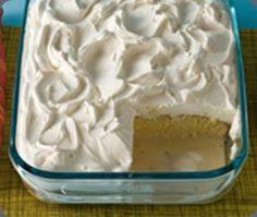 "Tres Leches Cake - ""Three Milks Cake"""