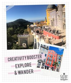 How Can Travel Improve my Creativity? - Create Wander Inspire How Can Travel Improve my Creativity? Boost Creativity, Creativity Quotes, Overseas Travel, Mind Up, Learn A New Language, Creating A Blog, New Things To Learn, Creative Thinking, Solo Travel