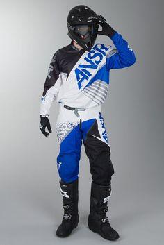 Answer A16 Sync MX Kit White, Black & Blue
