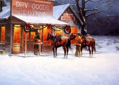 christmas fine art - Google Search