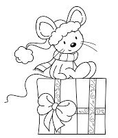 Sylvia Zet  - Christmas Free Printables  Wednesday, December 7, 2011