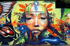 Marko 93, l'art urbain illuminé