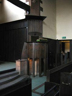 New Liturgical Movement: The Ecclesiastical Work of Charles Rennie Mackintosh