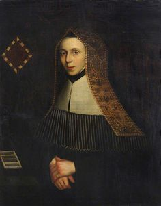Margaret Beaufort, Mother of Henry VII, Grandmother of Henry VIII.